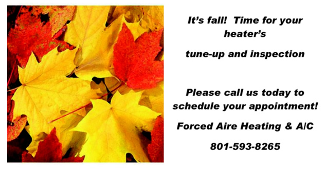 11 2 Forced Aire Heating & Air Conditioning