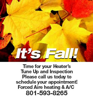 itsfall Forced Aire Heating & Air Conditioning
