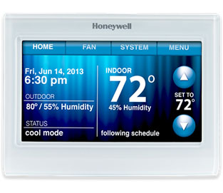 HoneywellWiFi9000Stat
